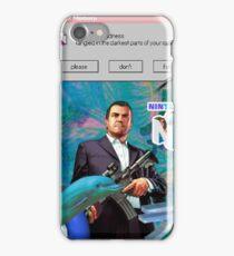 Vaporware Michael De Santa iPhone Case/Skin