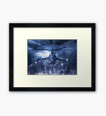 I'm Your Shadow (20 first marked!) Framed Print