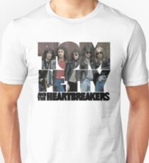 Tom Petty - Heartbreakers Unisex T-Shirt