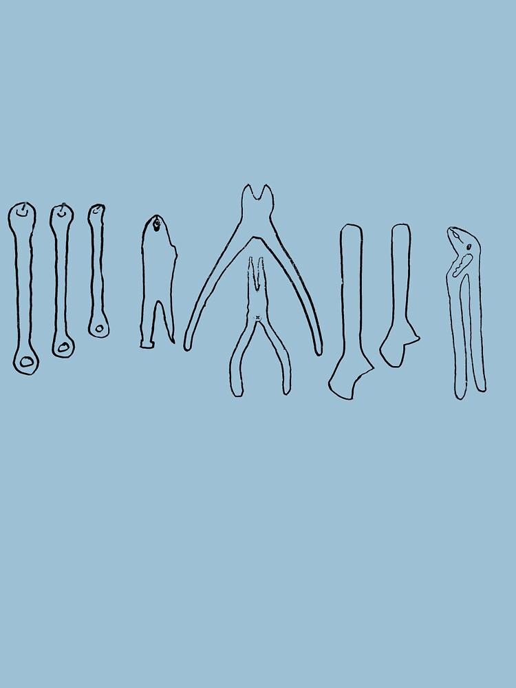 tools by tashland