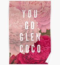 You Go Glen Coco Poster