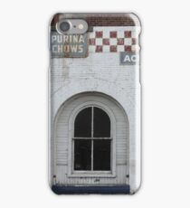 Acme Farm Supply Nashville Urban Photography iPhone Case/Skin