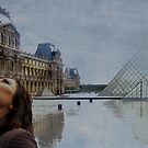 maryam in love in Paris... by Michele Roohani