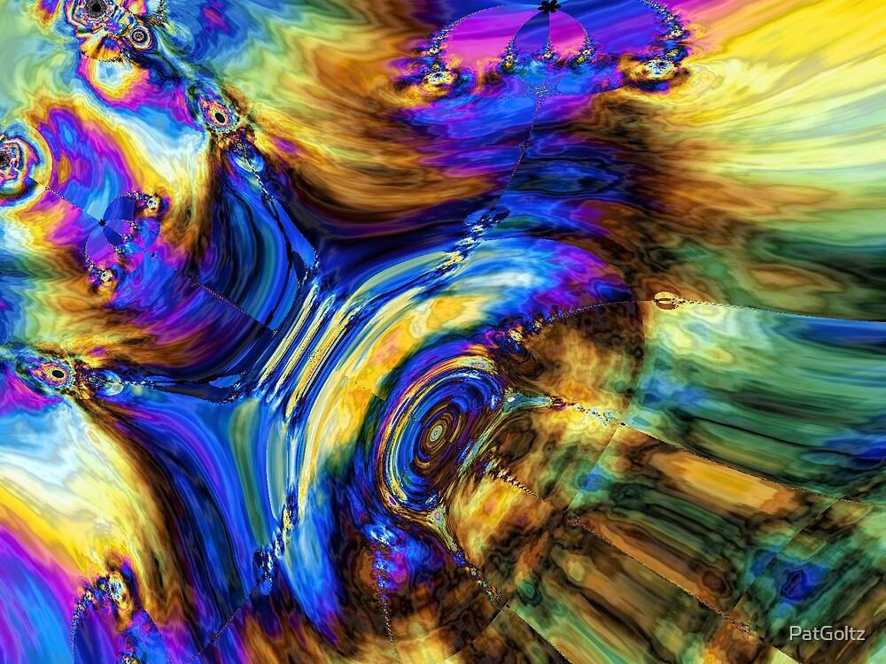 Blown Glass by PatGoltz