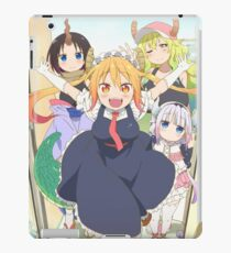 dragon maid iPad Case/Skin