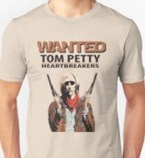 Tom Petty - Wanted Unisex T-Shirt