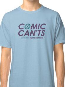 #ComicCants Unite! Classic T-Shirt