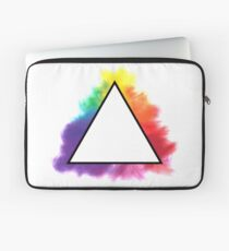 Rainbow Triangle Laptop Sleeve