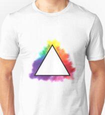 Rainbow Triangle Unisex T-Shirt
