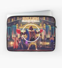 Mr. Fight Money Laptop Sleeve