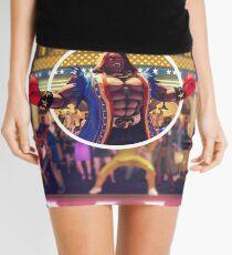 Mr. Fight Money Mini Skirt
