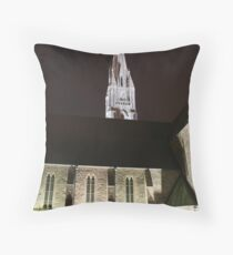 st johns cathedral Throw Pillow