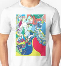 Fun Scape Unisex T-Shirt