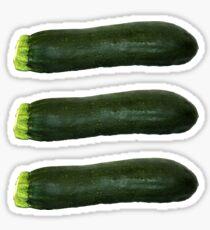 Zucchini Sticker