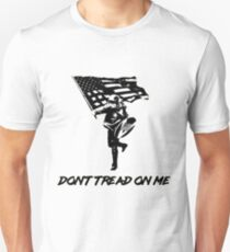 Don't Tread On Me - Alt-Knight / Based Stick Man - Alt-Right  Unisex T-Shirt