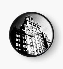 Towering Above Clock
