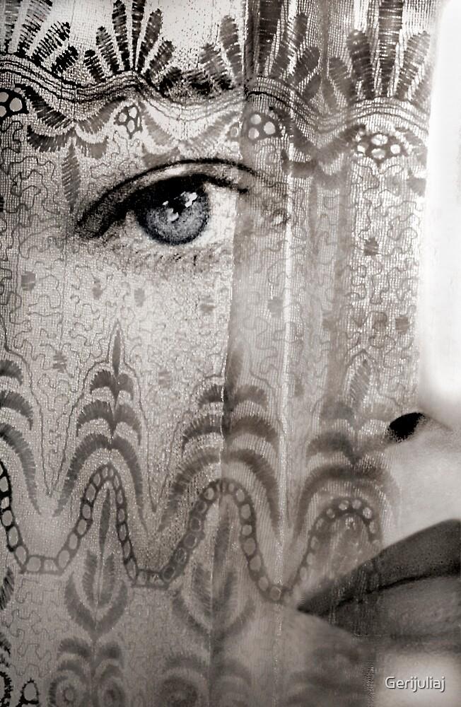 Curtain Tattoo by Gerijuliaj
