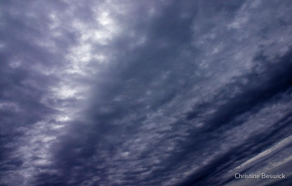 Blue Sky by Christine Beswick