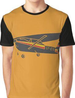 Grandpa's Plane Graphic T-Shirt