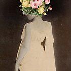 flowers by Loui  Jover