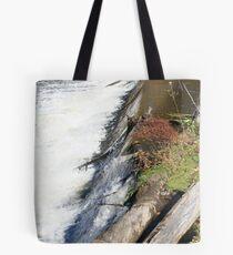 Fall Water Tote Bag