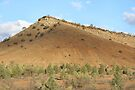 The Great Wall of China, Flinders Ranges by Carole-Anne