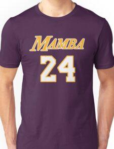 Mamba Script 2 Unisex T-Shirt