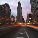 Flatiron Rush by Cameron B