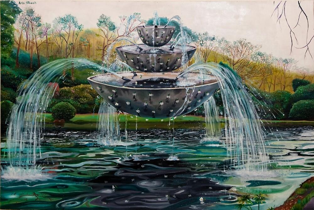 """Inception"" by Arts Albach"