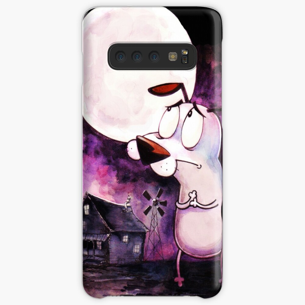 COURAGE - THE THINGS I DO FOR LOVE Case & Skin for Samsung Galaxy