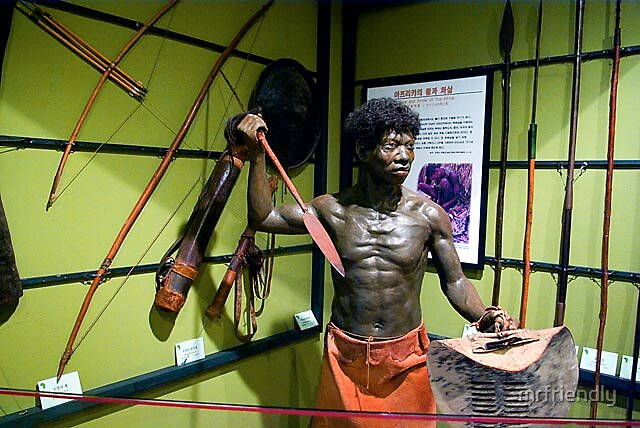 Aboriginal Man by mrfriendly