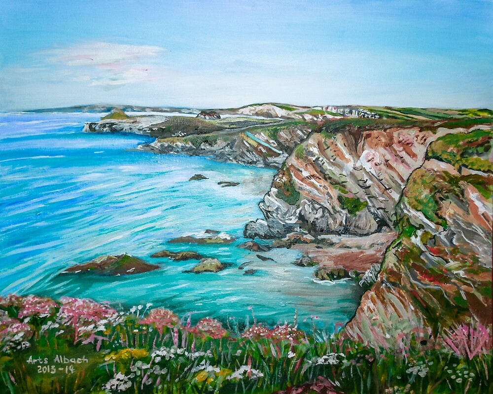 """""""Celtic Sea"""" by Arts Albach"""