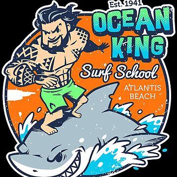 Ocean King by restartaggain