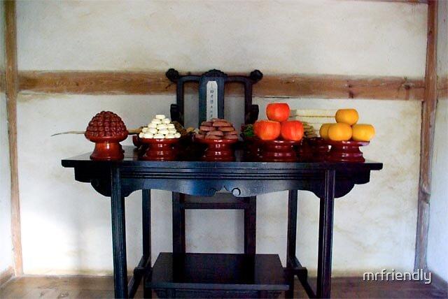 Black Table by mrfriendly
