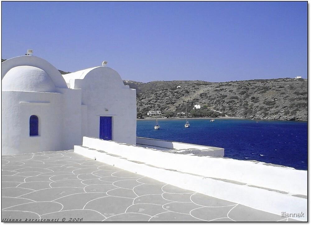 Beautiful in blue …  by iliannak