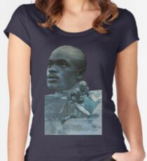 adrian peterson Women's Fitted Scoop T-Shirt