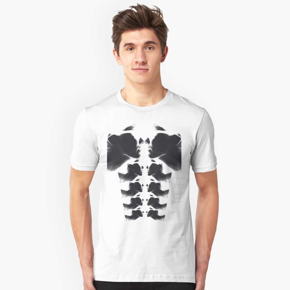 X-ray Vision Unisex T-Shirt Front