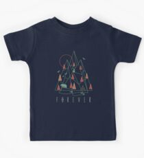 Explore Forever Kids Tee