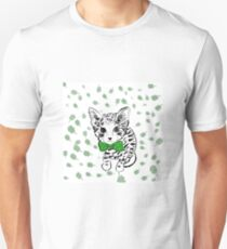St Patric kitty Unisex T-Shirt