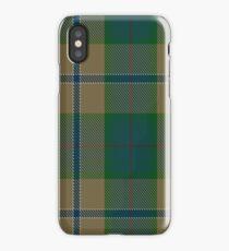 Chisholm Colonial Clan/Family Tartan iPhone Case/Skin
