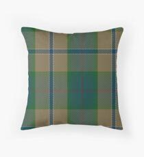 Chisholm Colonial Clan/Family Tartan Throw Pillow