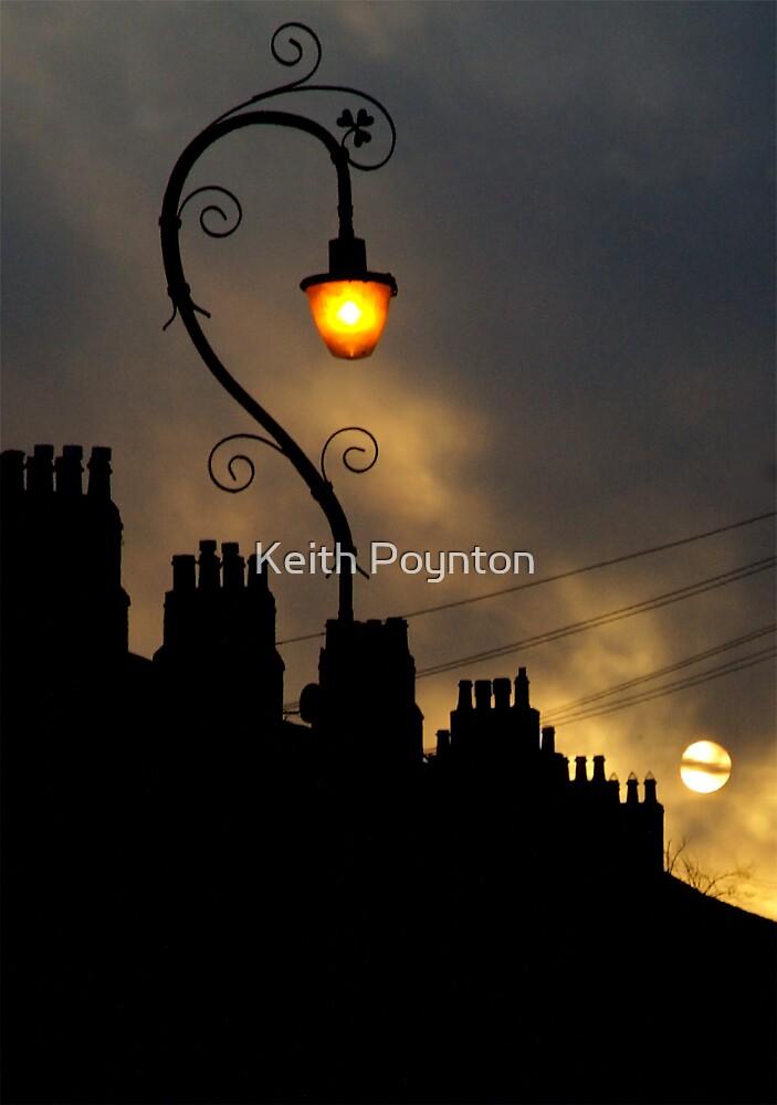 Gas Light by Keith Poynton