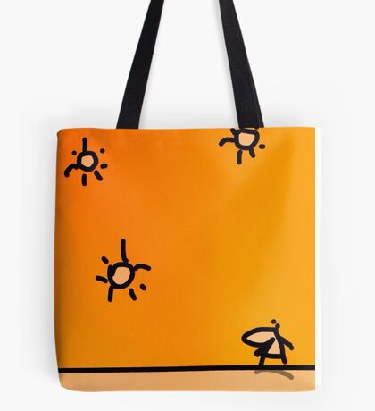 Very Sunny Day Tote Bag