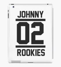 JOHNNY 02 iPad Case/Skin