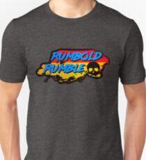 Rumbold Rumble Game Logo Unisex T-Shirt