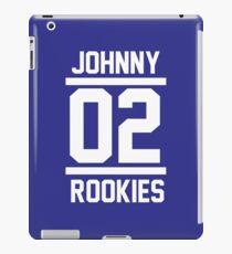 JOHNNY 02 ROOKIES iPad Case/Skin