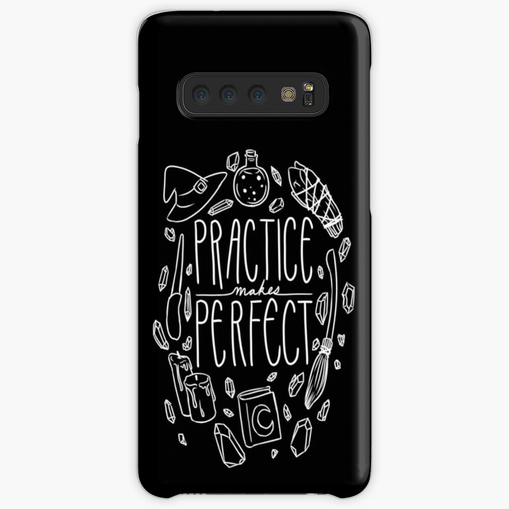 Practice Makes Perfect Cases & Skins for Samsung Galaxy