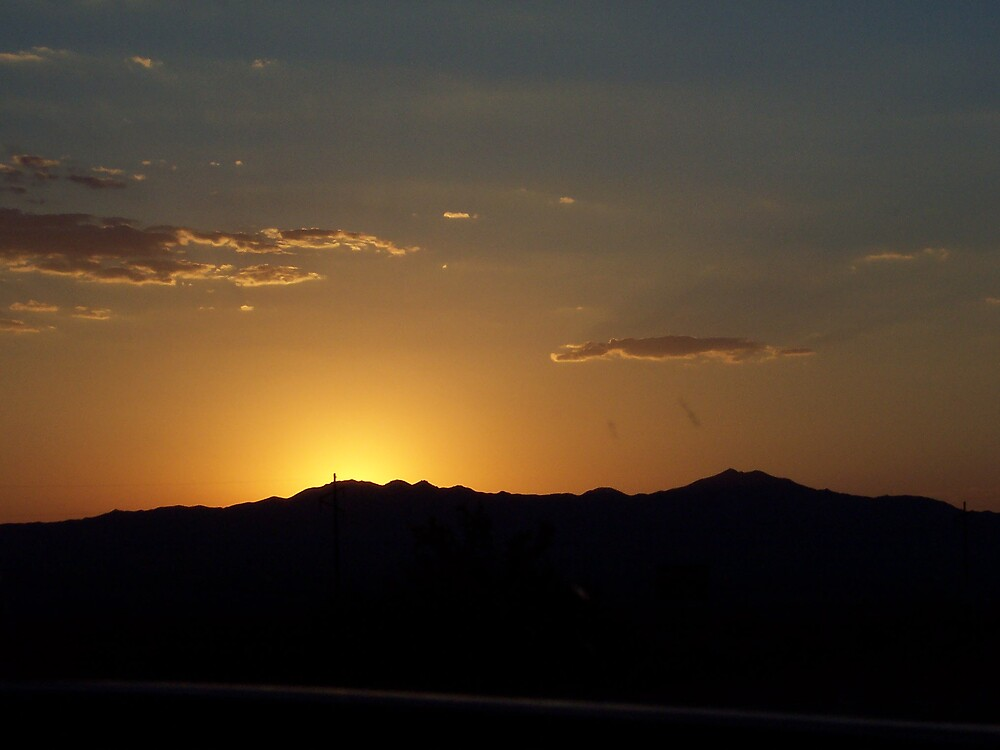 Nevada Sunset by CynthiaRenee