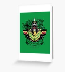 Battalia Dracozordus Greeting Card