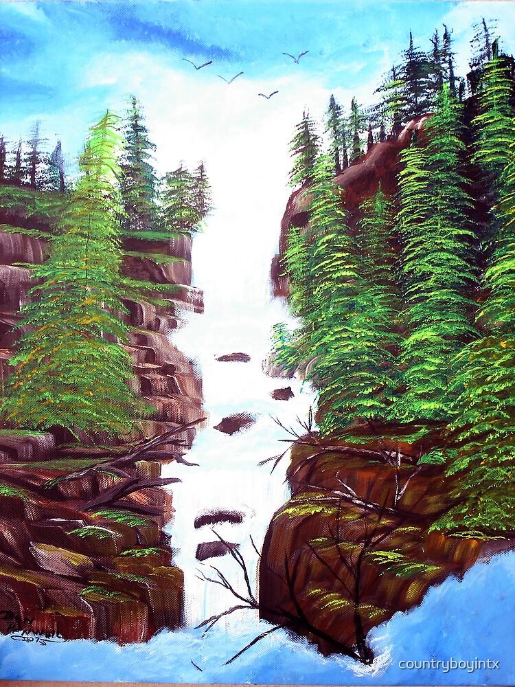 the falls  by countryboyintx